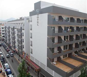 hotel hc apartamentos: