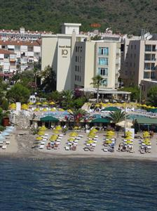 Hotel: Karacan Beach Hotel Marmaris - FOTO 1