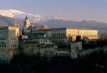 hotel andalucia center granada: