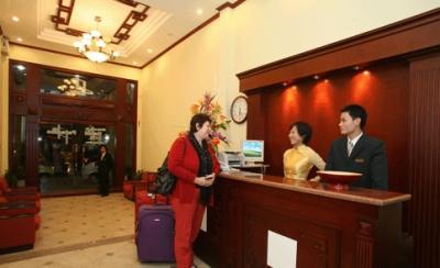 Hotel: Orchid Paradise Hotel Hanoi - FOTO 1