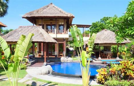 Hotel: Amertha Bali Villas - FOTO 1