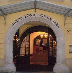 Hotel: Hotel König von Ungarn - FOTO 1
