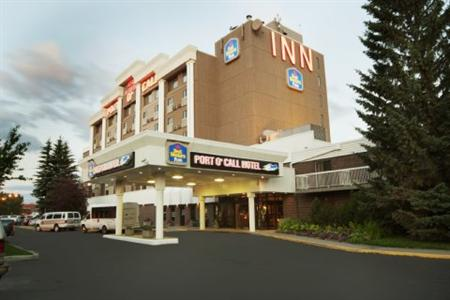 Hotel: Best Western Port O'Call Airport Hotel Calgary - FOTO 1