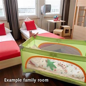Hotel: Meininger Hotel Berlin Mitte Humboldthaus - FOTO 1