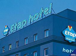Etap hotel wuppertal nord oberbarmen in wuppertal for Hotel amical wuppertal barmen