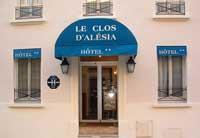 Hotel: Le Clos d'Alesia Hotel Paris - FOTO 1