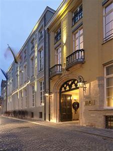 Hotel: Grand Hotel Casselbergh Bruges - FOTO 1