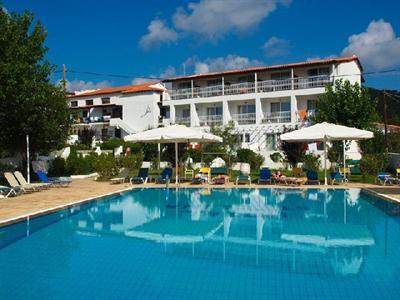 Stellina hotel skiathos a skiathos confronta i prezzi for Hotel a skiathos