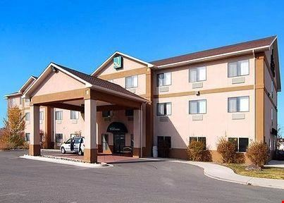 Montrose Airport Car Rental Quality Inn & Suites Montrose in Montrose ★★★