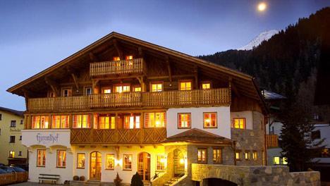 Hotel: Himmlhof Hotel Garni Sankt Anton am Arlberg - FOTO 1