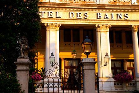 Hotel: Des Bains - FOTO 1