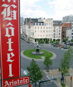 Cafes Near Brussels Midi Station