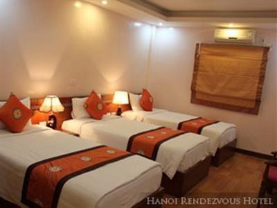 Hotel: Hanoi Rendezvous Hotel - FOTO 1
