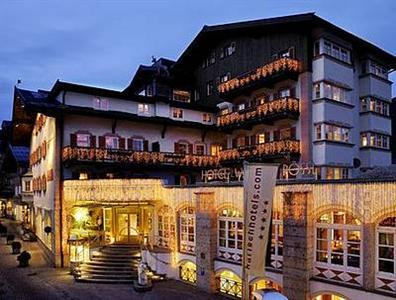 Hotel: Harisch Hotel Weisses Roessl Kitzbuhel - FOTO 1
