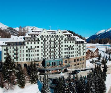 Hotel: Carlton Hotel St. Moritz - FOTO 1