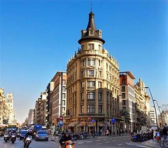 Barcelona la rambla hotels und zimmer - Calle princesa barcelona ...