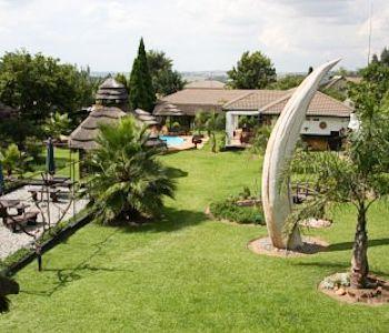 Jugendherberge: African Lodge - FOTO 1