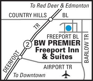 Hotel: Best Western Premier Freeport Inn and Suites Calgary - FOTO 1