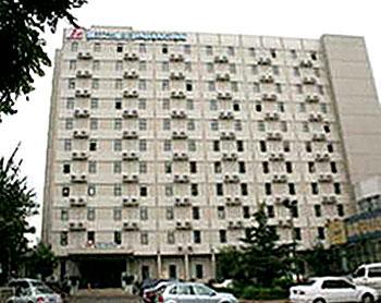 Hotel: Jinjiang Inn West Railway Station Beijing - FOTO 1