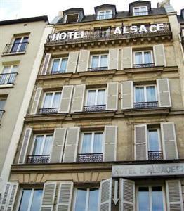 Hotel: Hôtel d'Alsace - FOTO 1