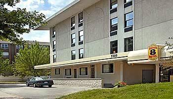 Hotel: Super 8 Motel Chicago - FOTO 1