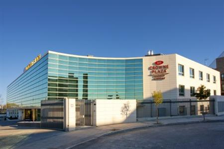 Hotel: Crowne Plaza Madrid Airport Hotel - FOTO 1