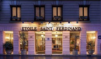 Hotel: Hôtel Best Western Etoile Saint Ferdinand - FOTO 1
