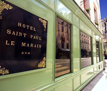 H tel saint paul le marais a parigi confronta i prezzi for Hotel zona marais parigi