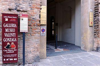 Casa museo palazzo valenti gonzaga a mantova confronta i for Hotel mantegna meuble