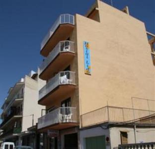 Hotel: Hostal Lido Llucmajor - FOTO 1