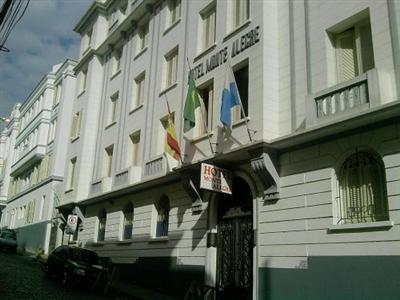 Hotel: Monte Alegre Hotel Rio de Janeiro - FOTO 1