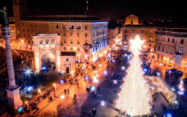 Capodanno in Puglia: Lecce