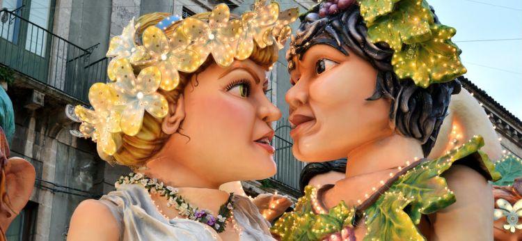 Carnevale ad Acireale