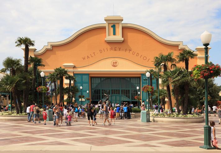 Walt Disney Studios Parigi