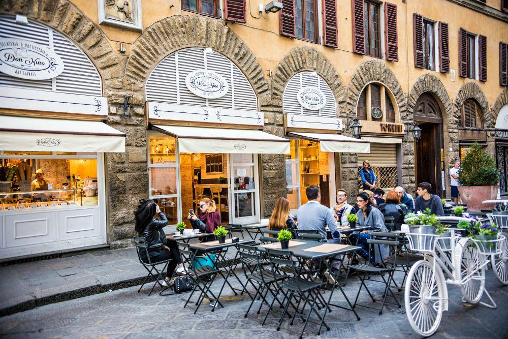 Aperitivo in Piazza del Duomo