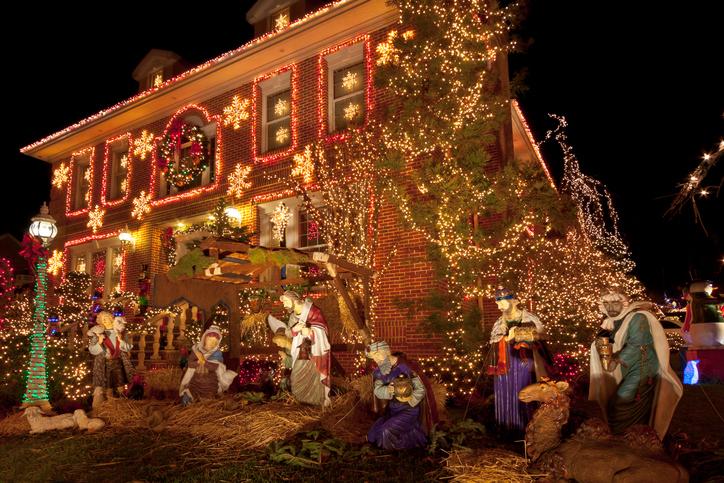Brooklyn a Natale