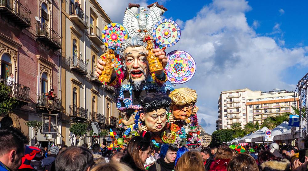 Carnevale a Sciacca