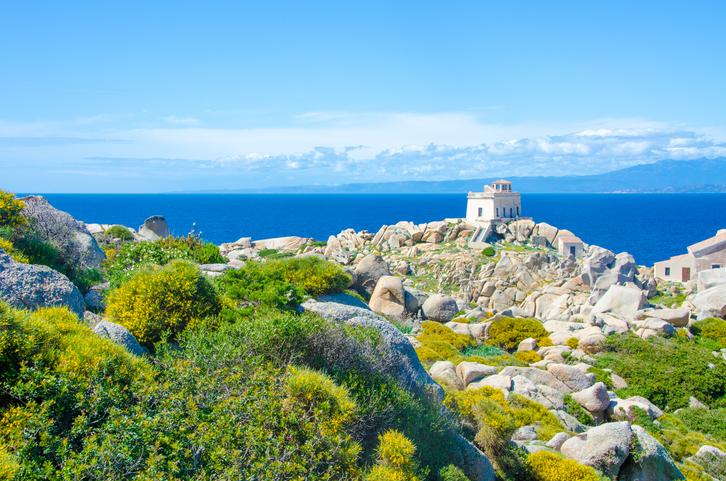 Faro in Sardegna
