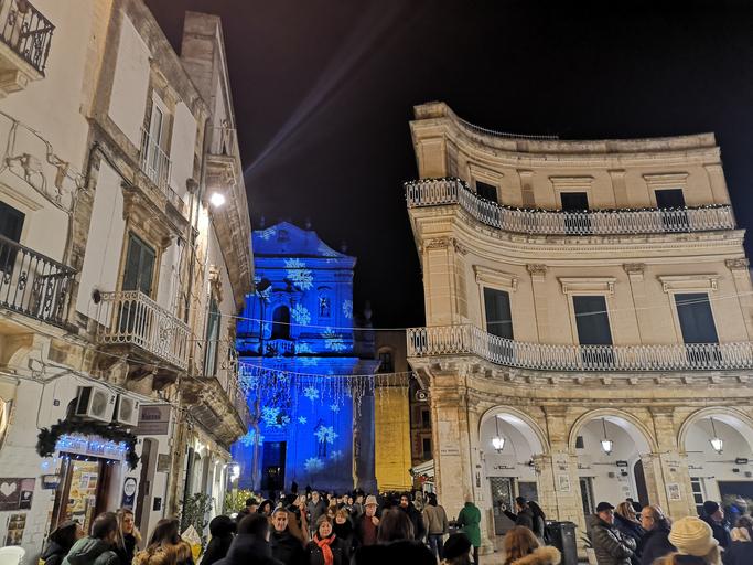 Mercatini di Natale Martina Franca