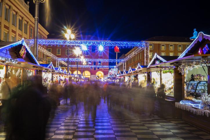 Mercatini di Natale Nizza