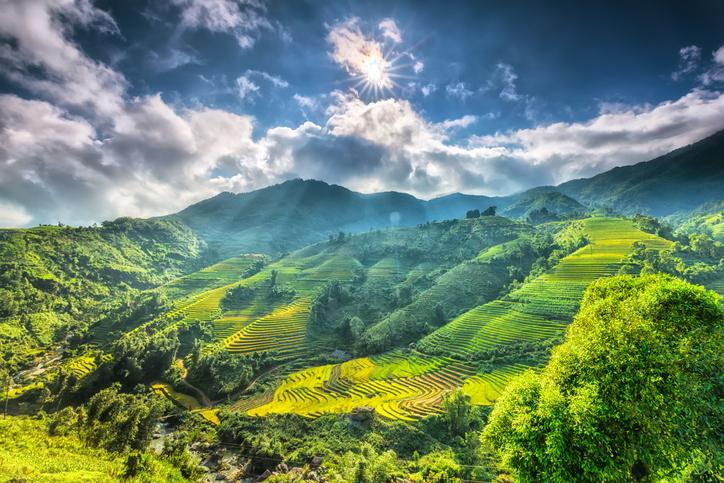 Valle di Sapa