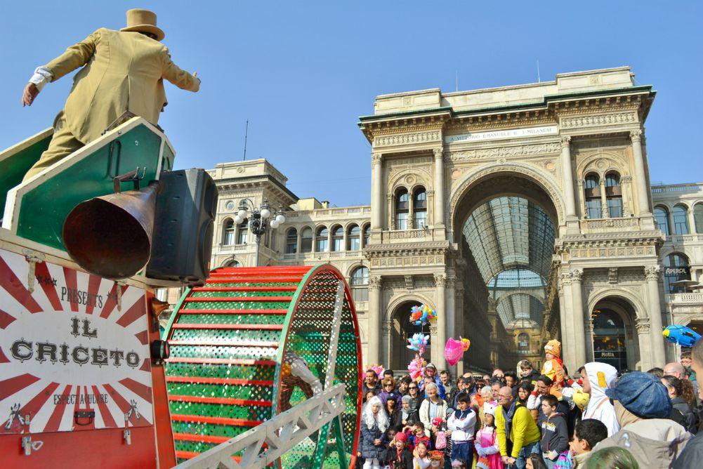 Carnevale Ambrosiano di Milano
