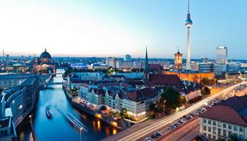 Lufthansa - Berlino, destinazione