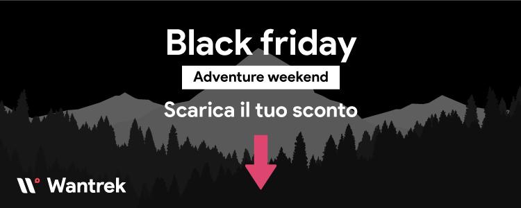 Wantrek - Black Friday