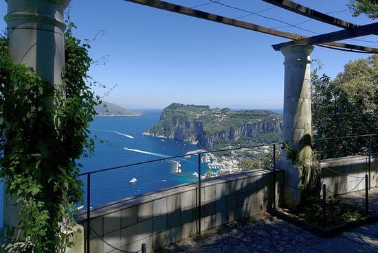 Foto Villa San Michele a Capri - 550x369  - Autore: Redazione, foto 4 di 116