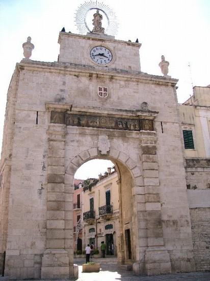 Porta Baresana Bitonto