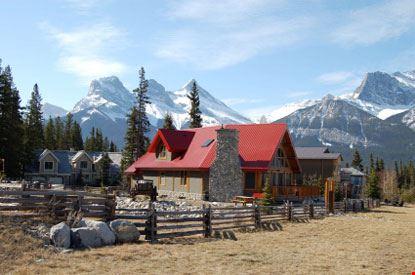 Ranch e montagne