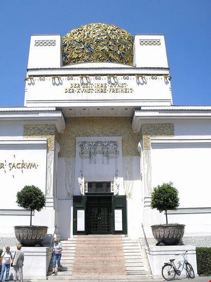palazzo della secessione - vienna 1