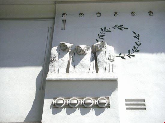palazzo della secessione - vienna 3
