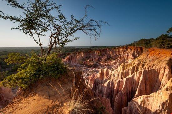 Canyon Marafa